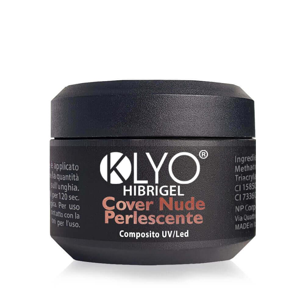 AcriGel Hibrigel KLYO Cover Nude Perlescente 30ml