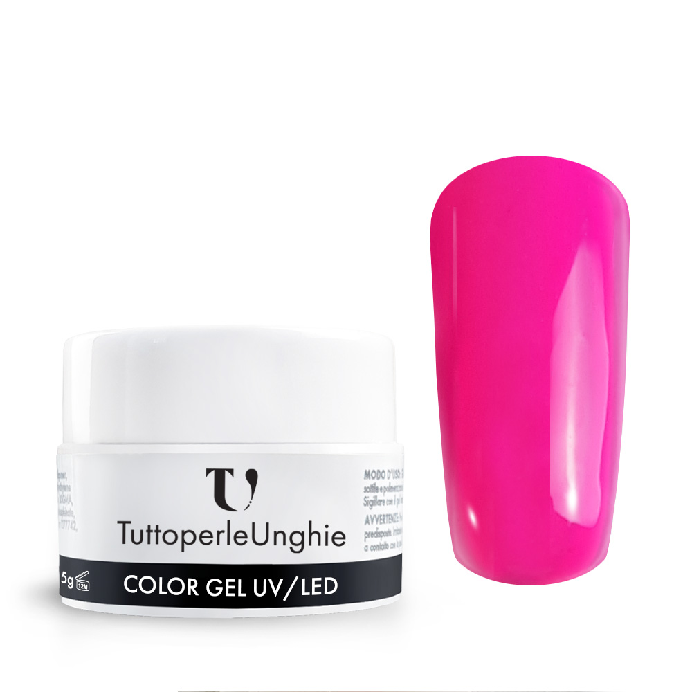 Gel UV / Led Neon Pink 5 g