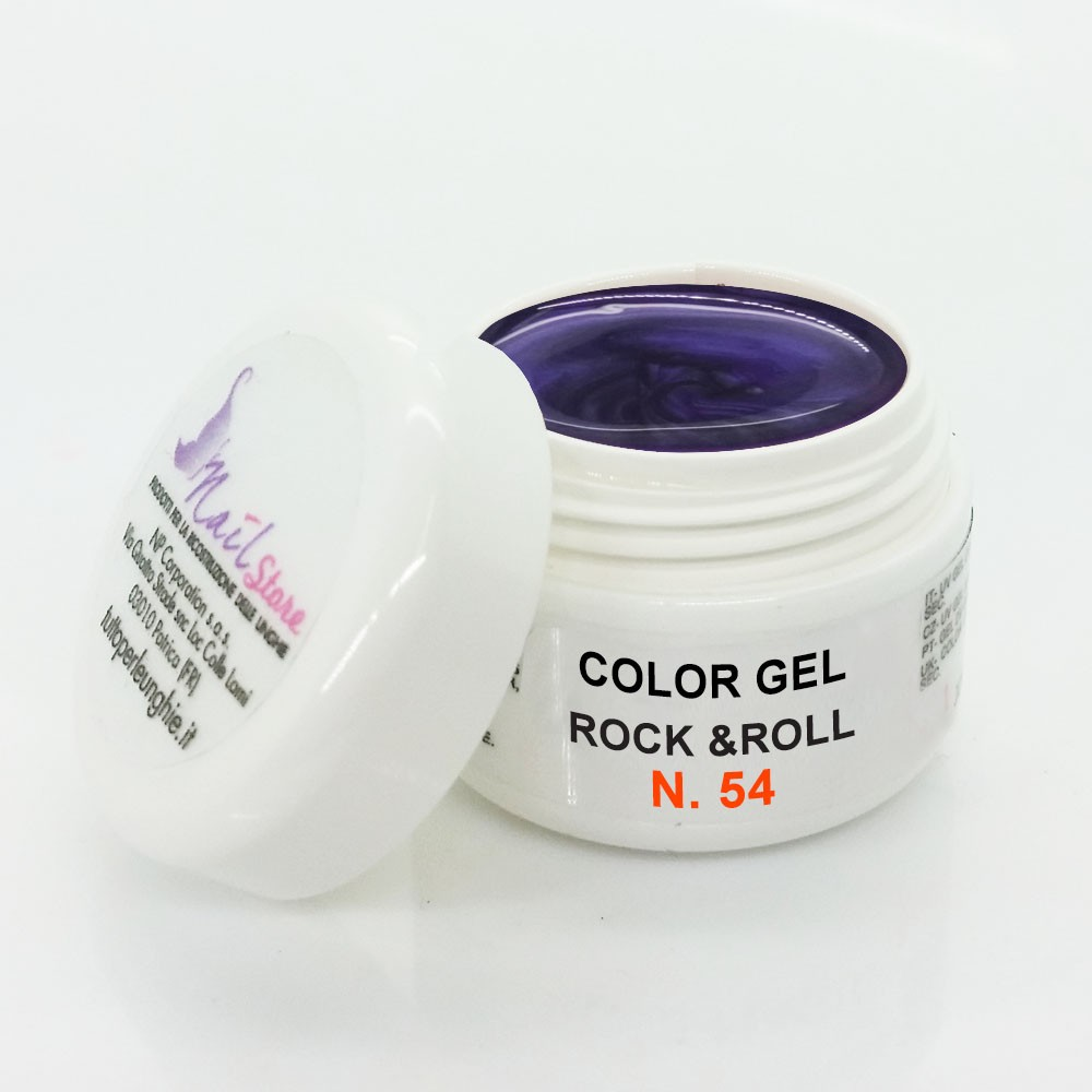Gel UV Rock e Roll 5 ml