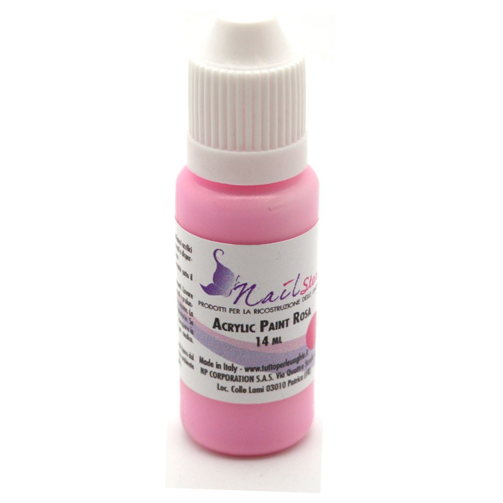 Micropaint Colore Rosa