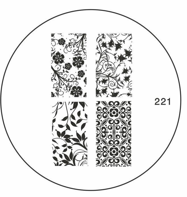 Dischetto per Stamping MoYou n.221