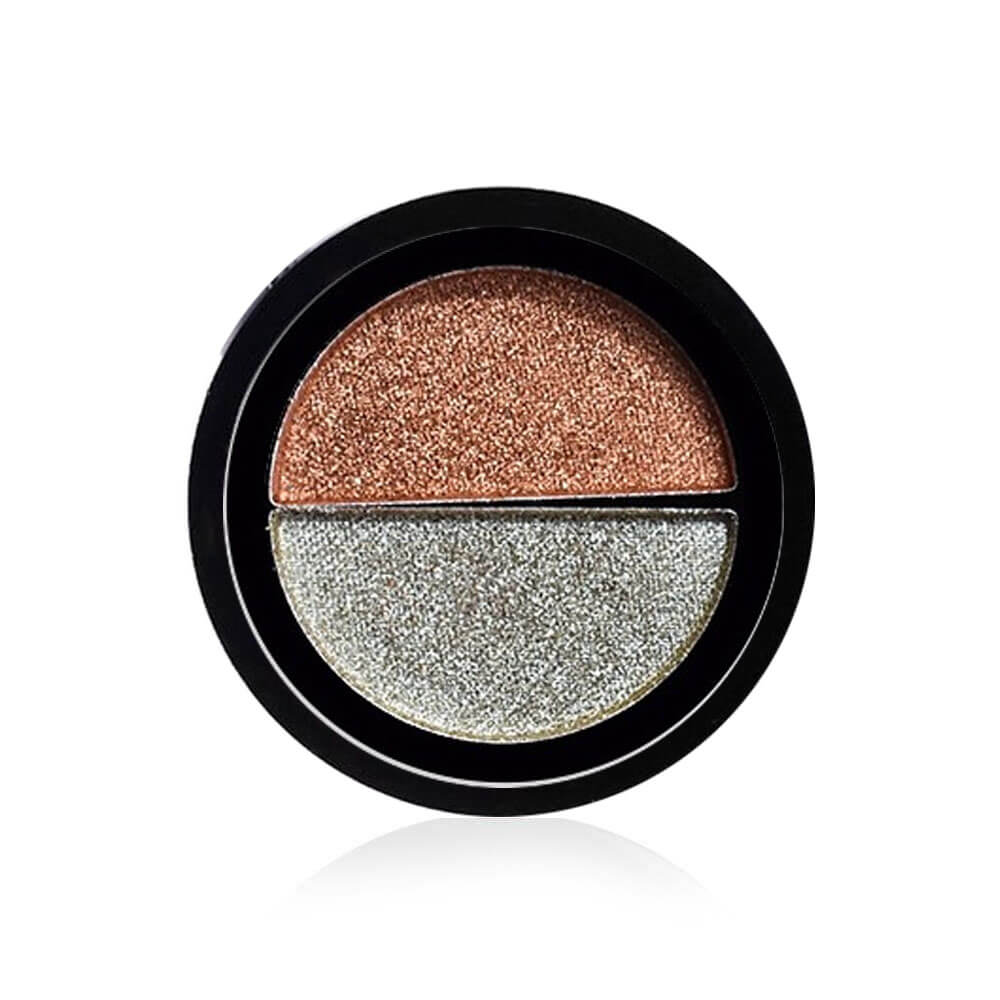 Double Chrome Pigment Bronzo Silver