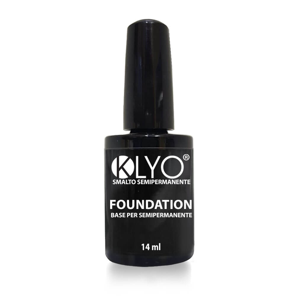 Foundation KLYO 14 ml Base Semipermanente