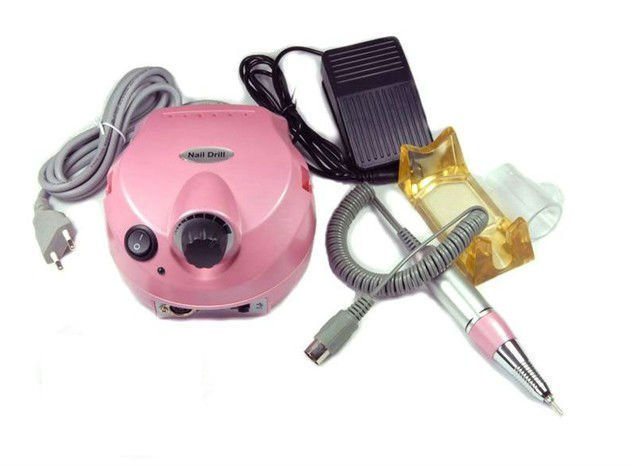 Fresa Professionale Unghie Nail Drill Pink o Nera