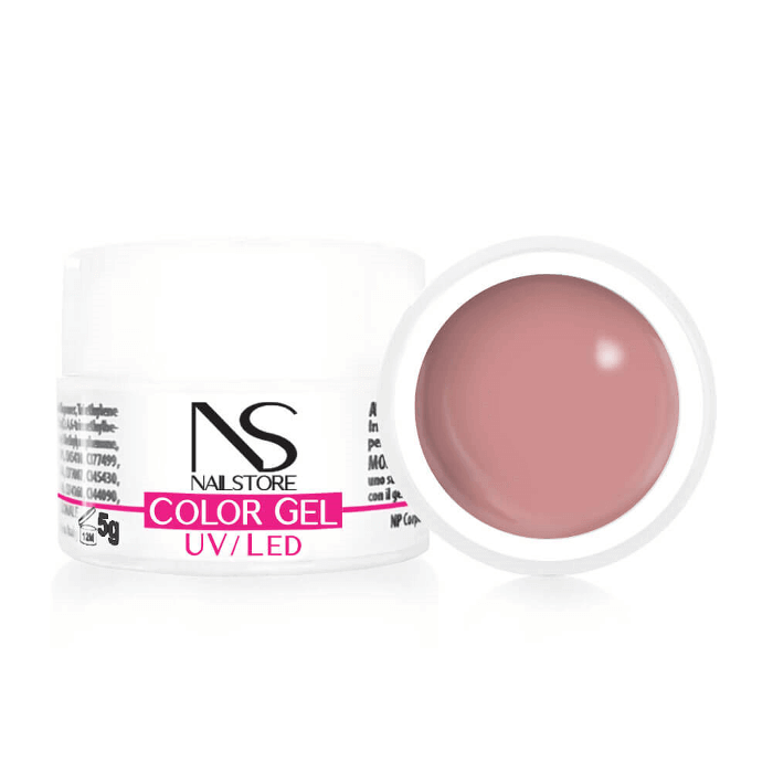 Gel Color Rosa Antico Scuro