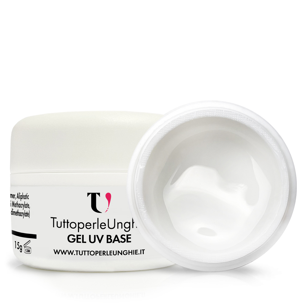 Gel UV Base Trasparente Professionale 15 g