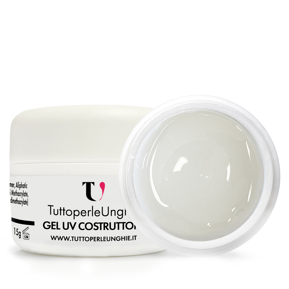 Gel UV Costtruttore Builder Opac 15g