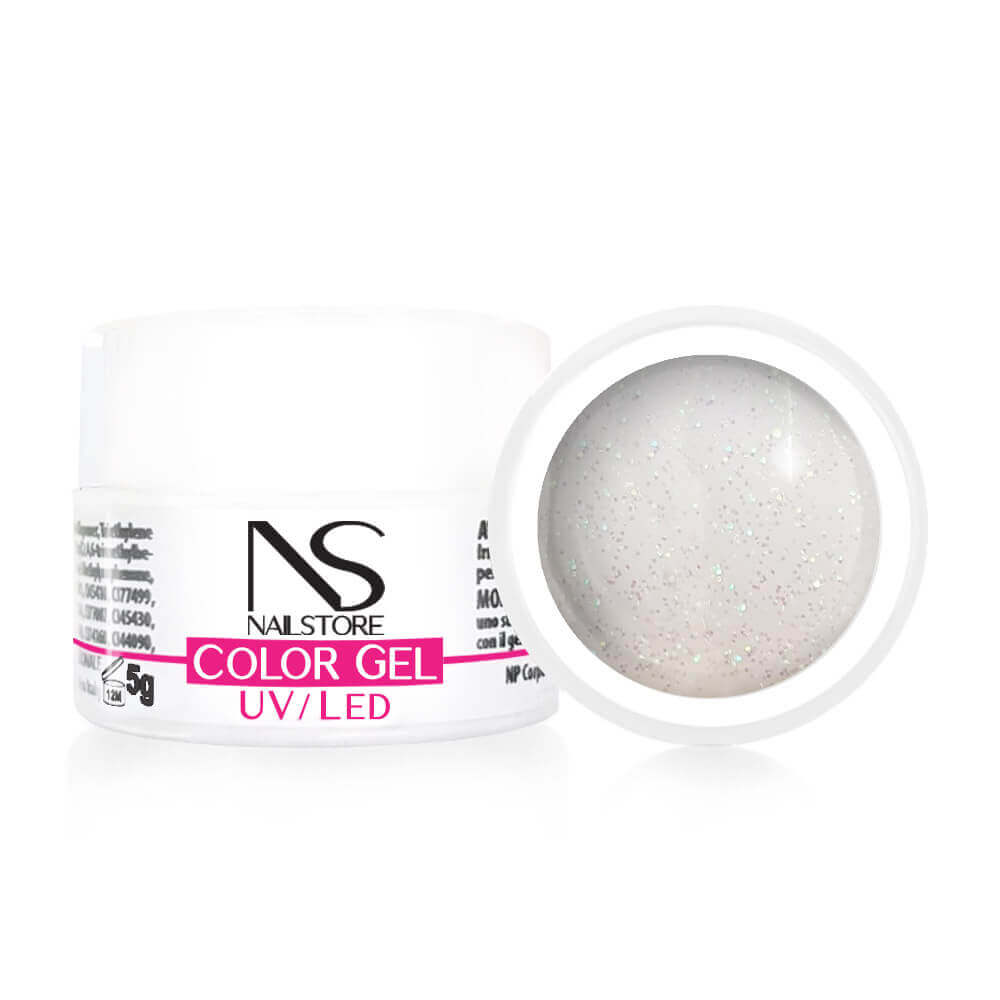 Gel UV / Led Olografico Glitterato 5 g