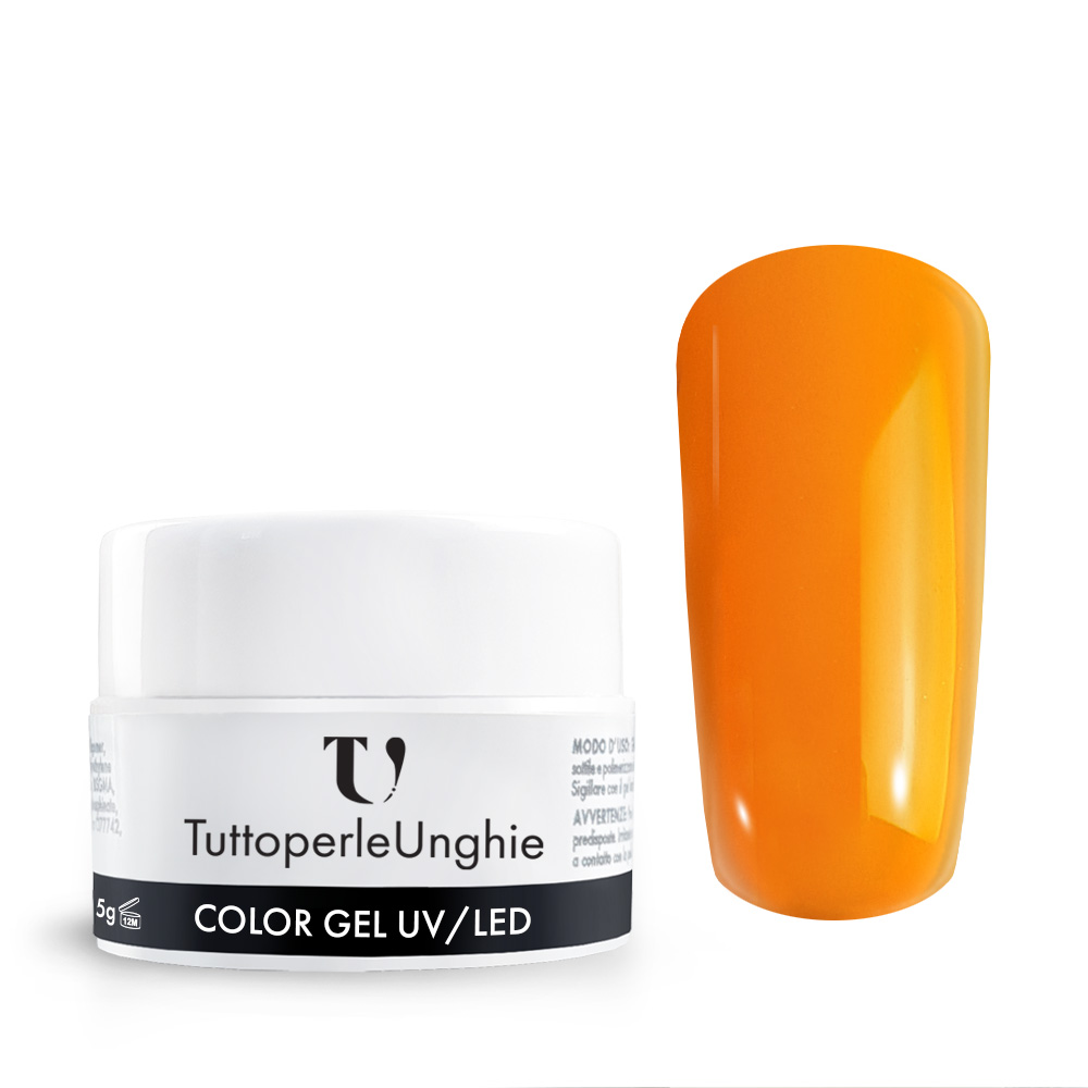 Gel UV / Led Arancio Fluo 5 g