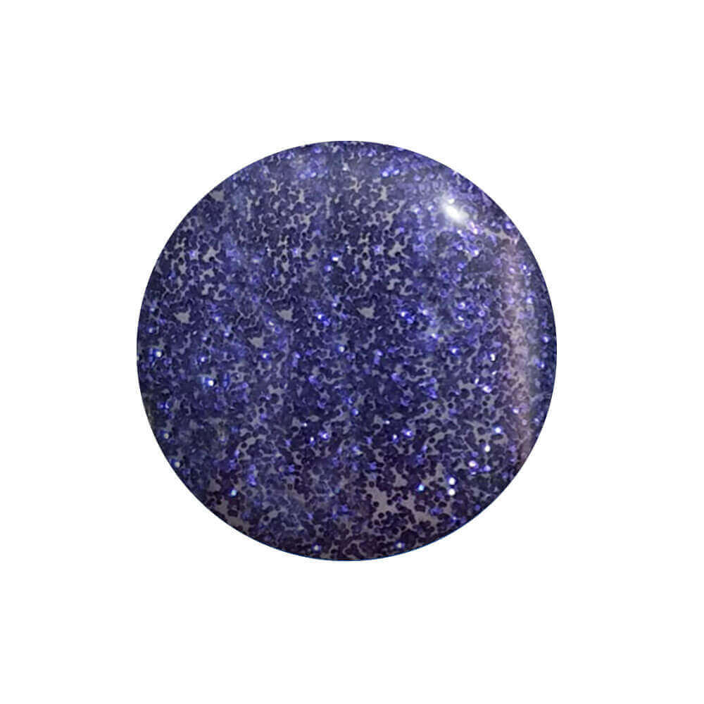 Gel UV / Led Blu Glitter 5 g