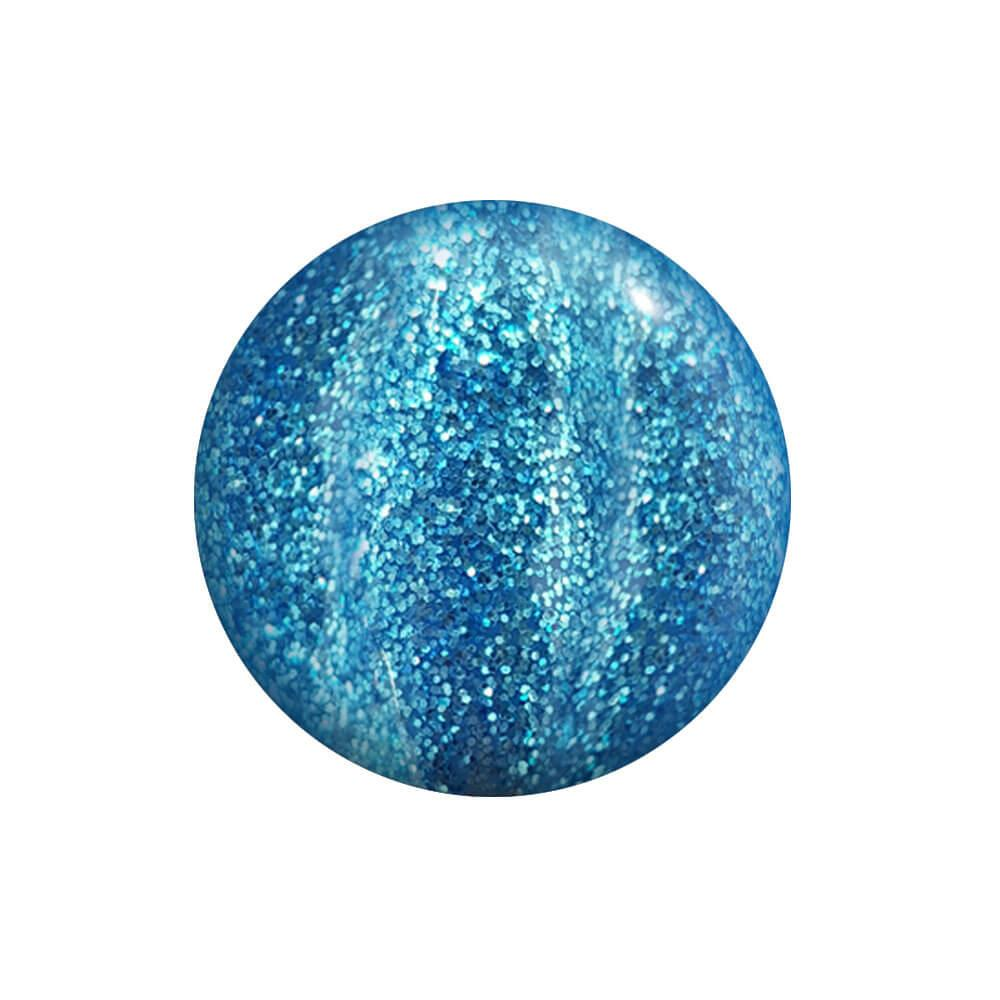 Gel UV Led Glitter Oltremare