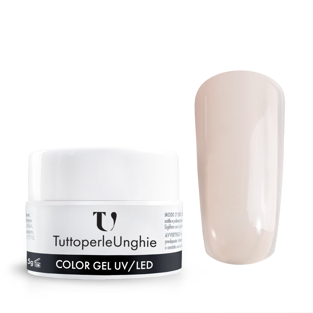 Gel UV / Led Rosa Confetto 5 g