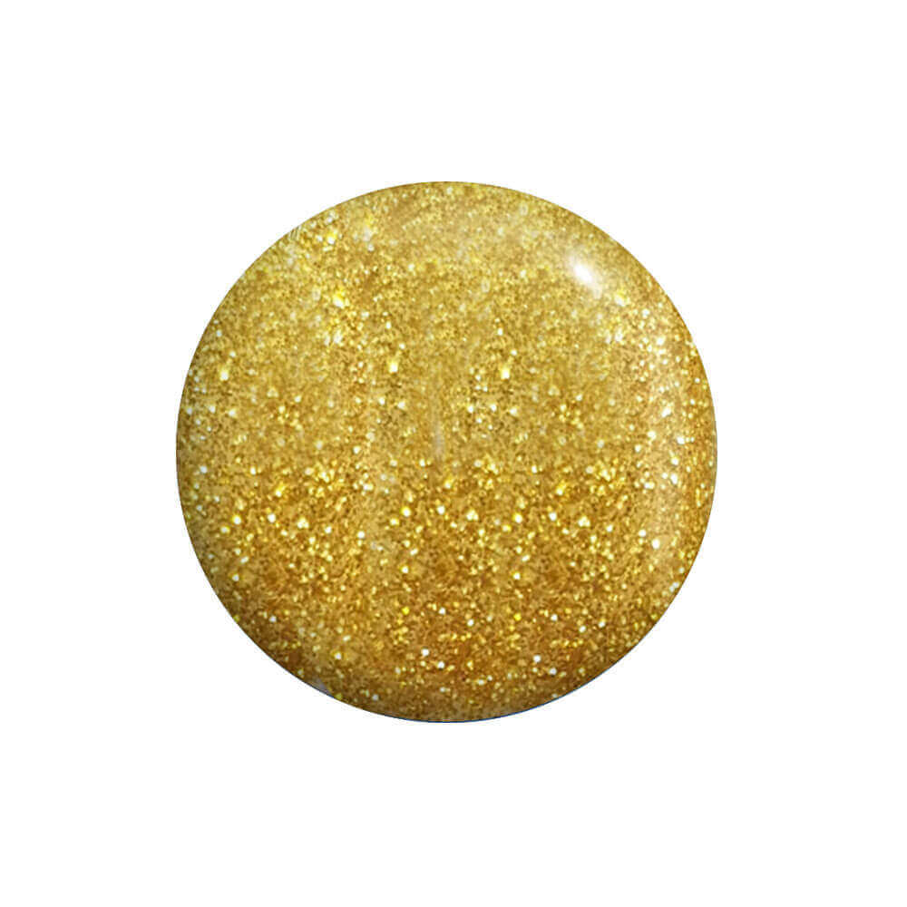 Gel UV Oro Glitter
