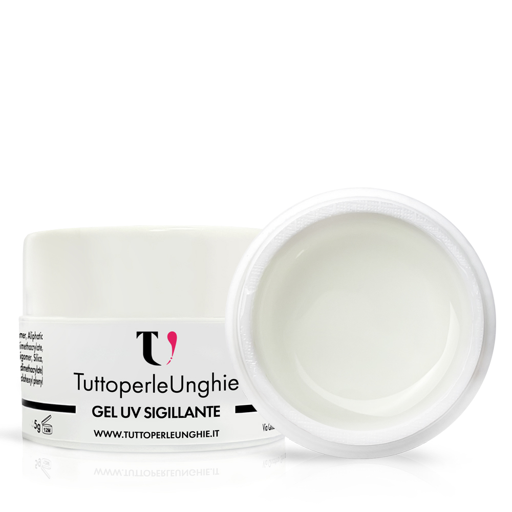 Gel UV Finish Sigillante Lucidante 5g