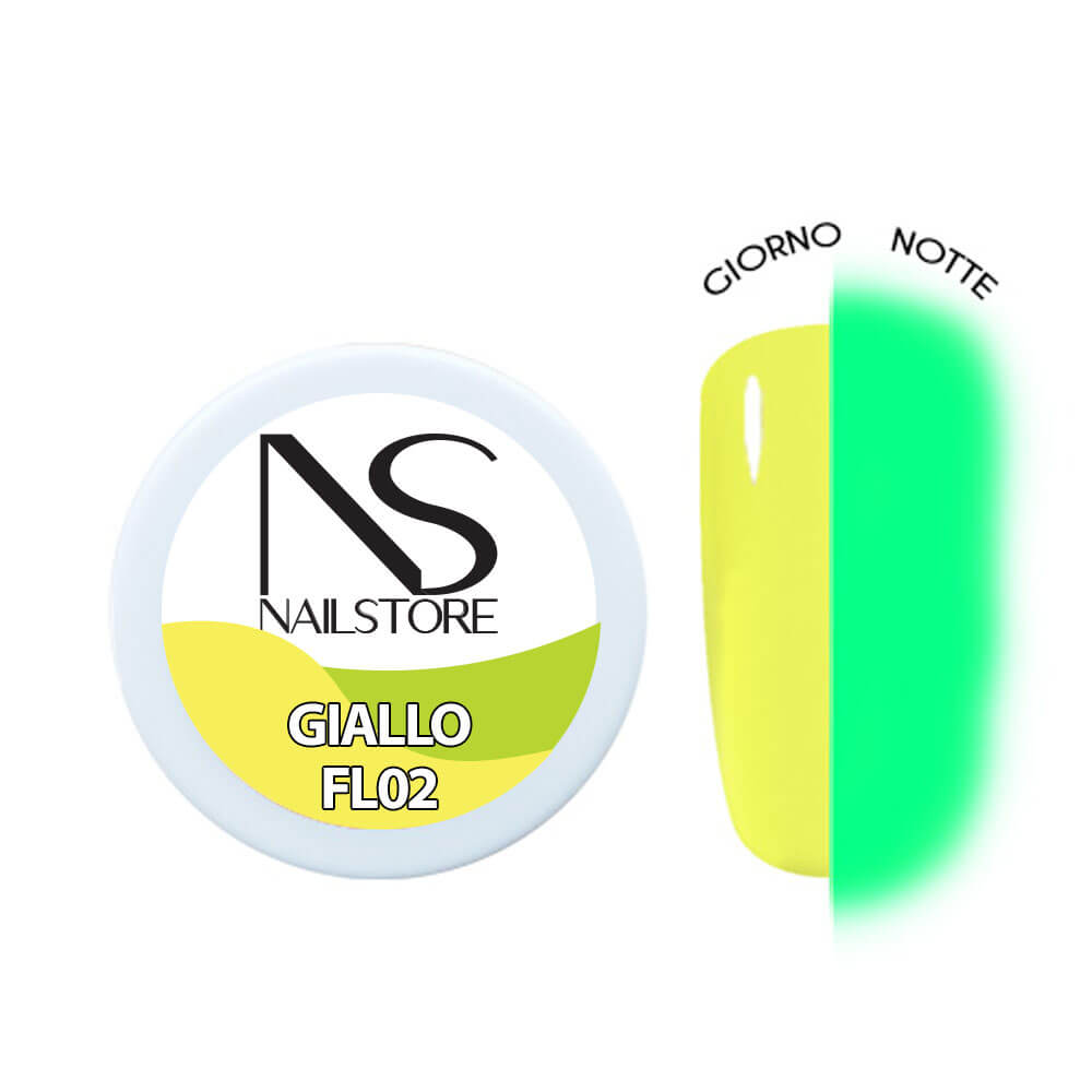 Gel UV/Led Luminex Giallo 5g
