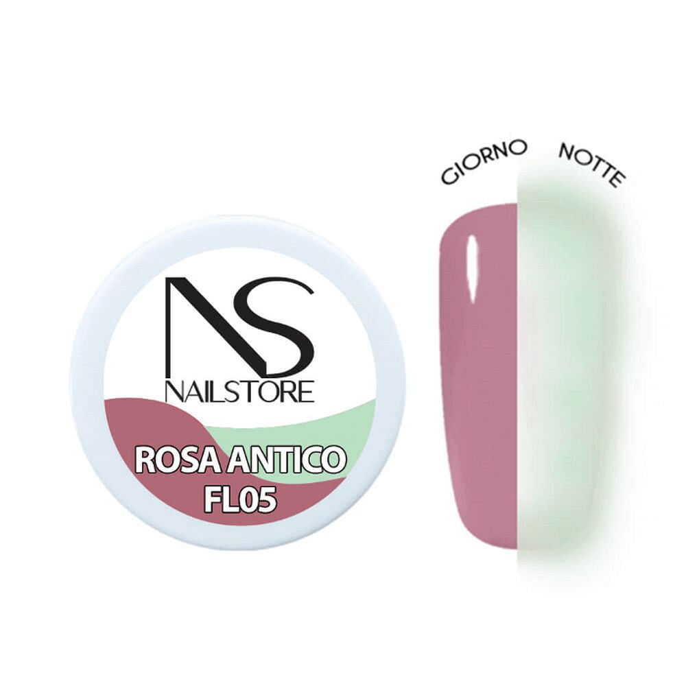Gel UV/Led Luminex Rosa Antico 5g