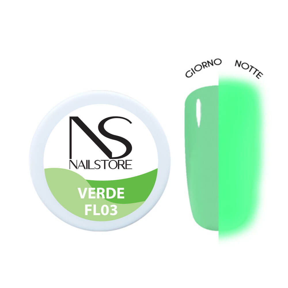 Gel UV/Led Luminex Verde 5g