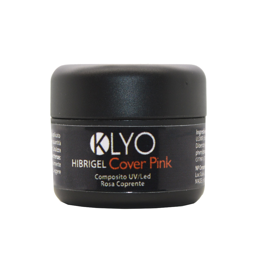 HibriGel KLYO Cover Pink 30ml
