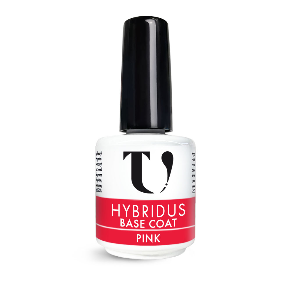 KLYO Hybridus Base Coat Pink 15ml
