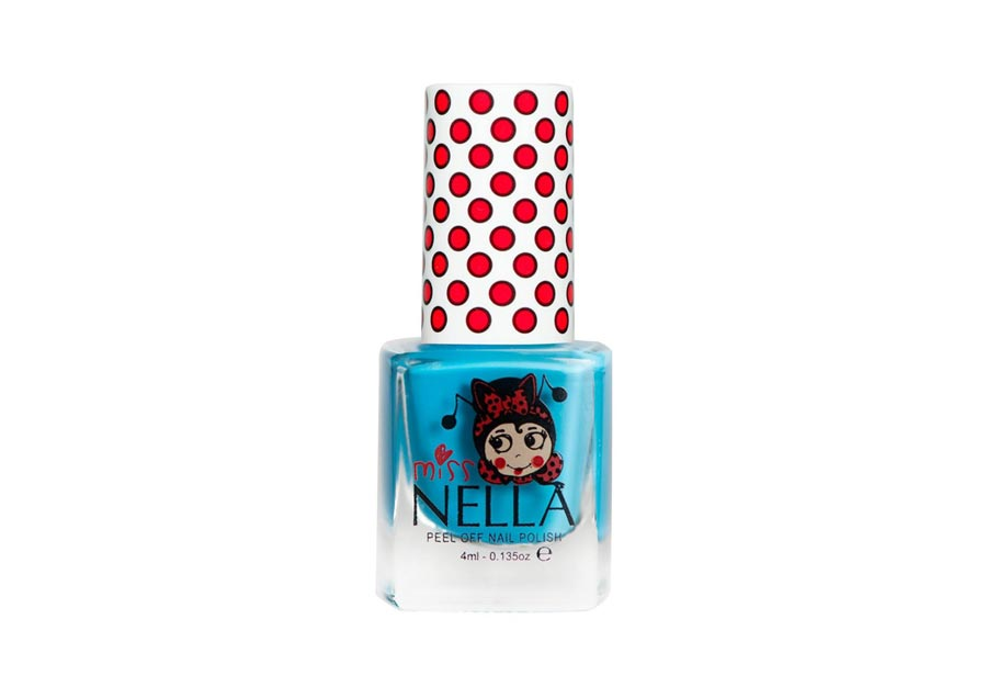 Smalto per bambina Mermaid Blue 4 ml