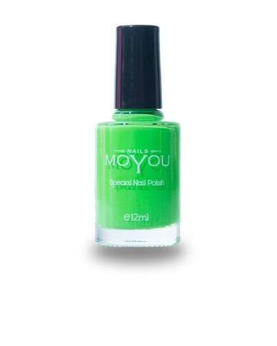 Smalto per Stamping MOYOU Atlantic Green