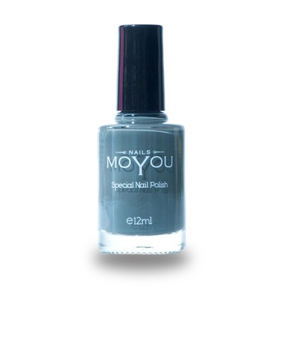 Smalto per Stamping MOYOU Down Grey