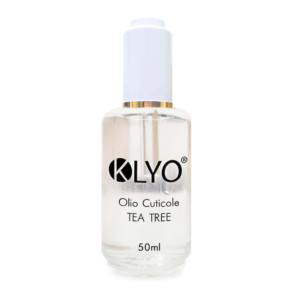Olio Cuticole Tea Tree KLYO 50ml