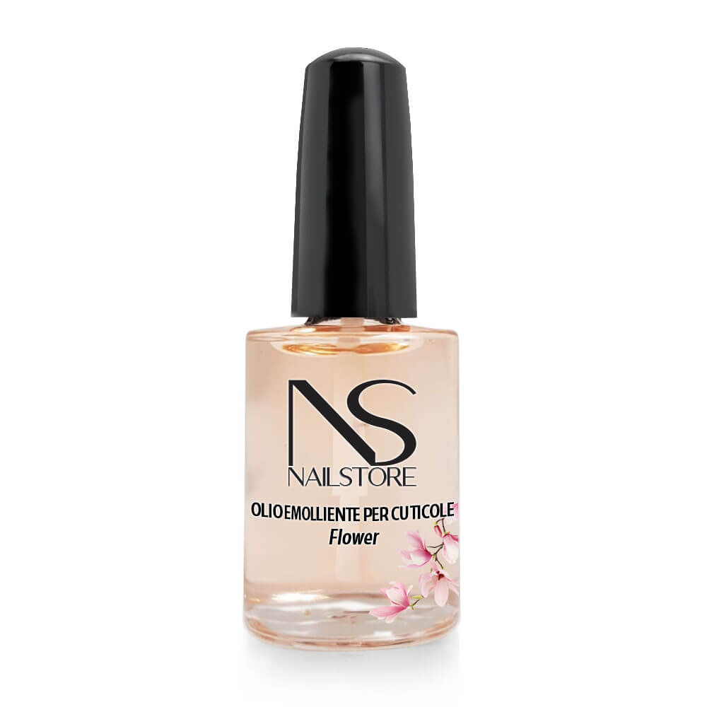 Olio per Cuticole Flower 15ml
