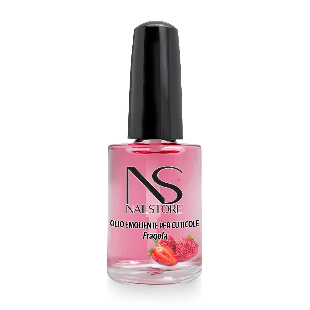 Olio per Cuticole Fragola 15ml