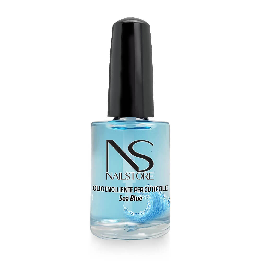 Olio per Cuticole Sea Blue 15ml