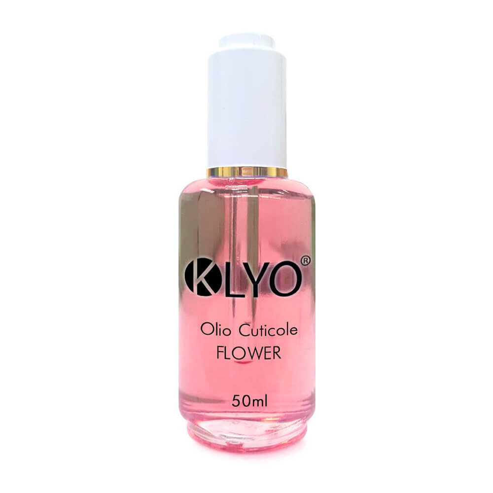 Olio Cuticole Flower KLYO 50ml