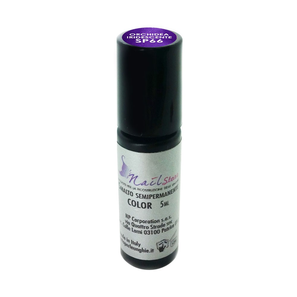 Smalto Semipermanente Orchidea Iridescente 5 ml