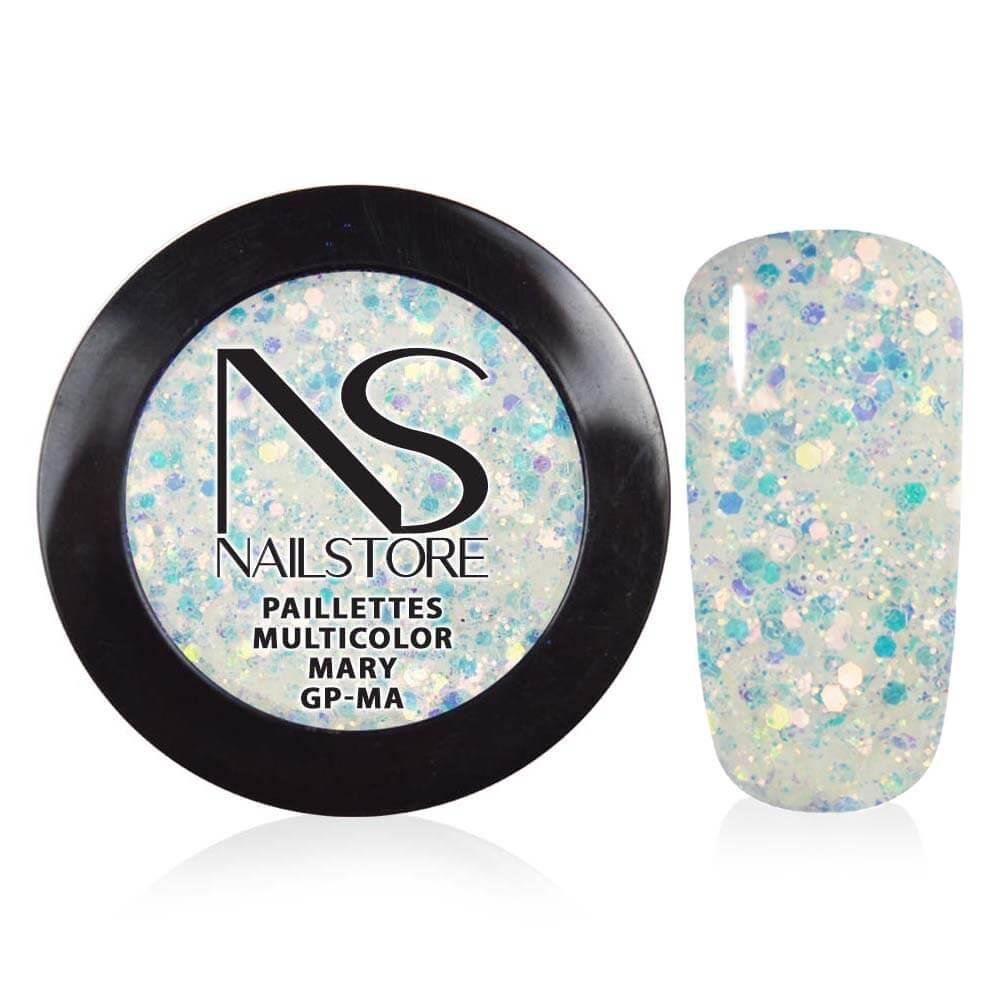 Paillettes Multicolor Mary