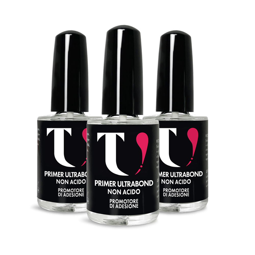 Set 3 Primer Non Acido 15 ml