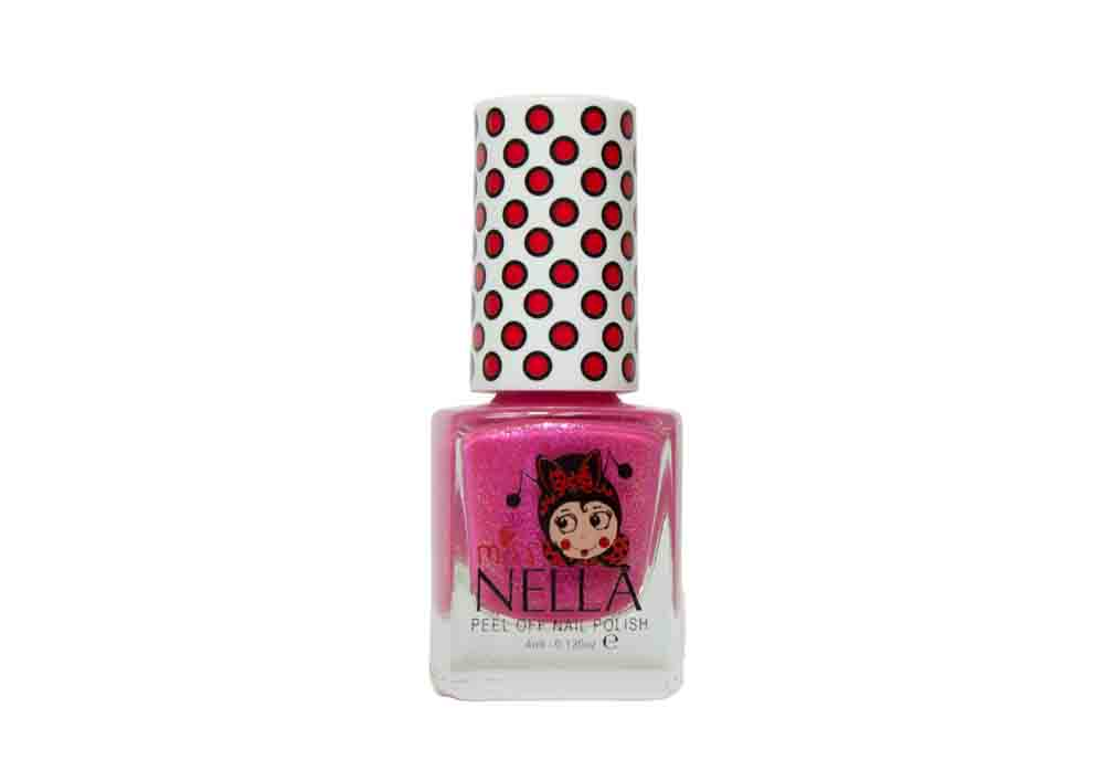 Smalto per bambina Tickle Me Pink 4 ml