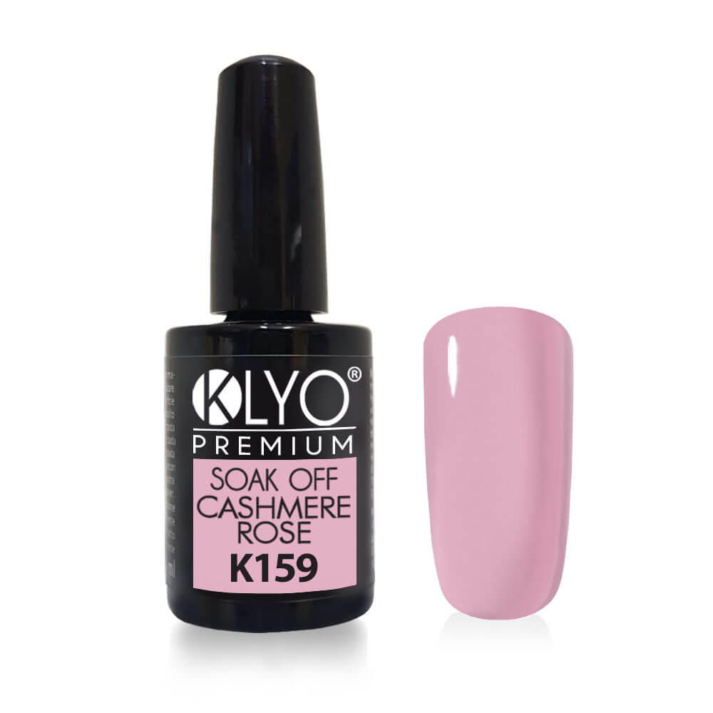 Smalto Semipermanente KLYO Cashmere Rose 14 ml