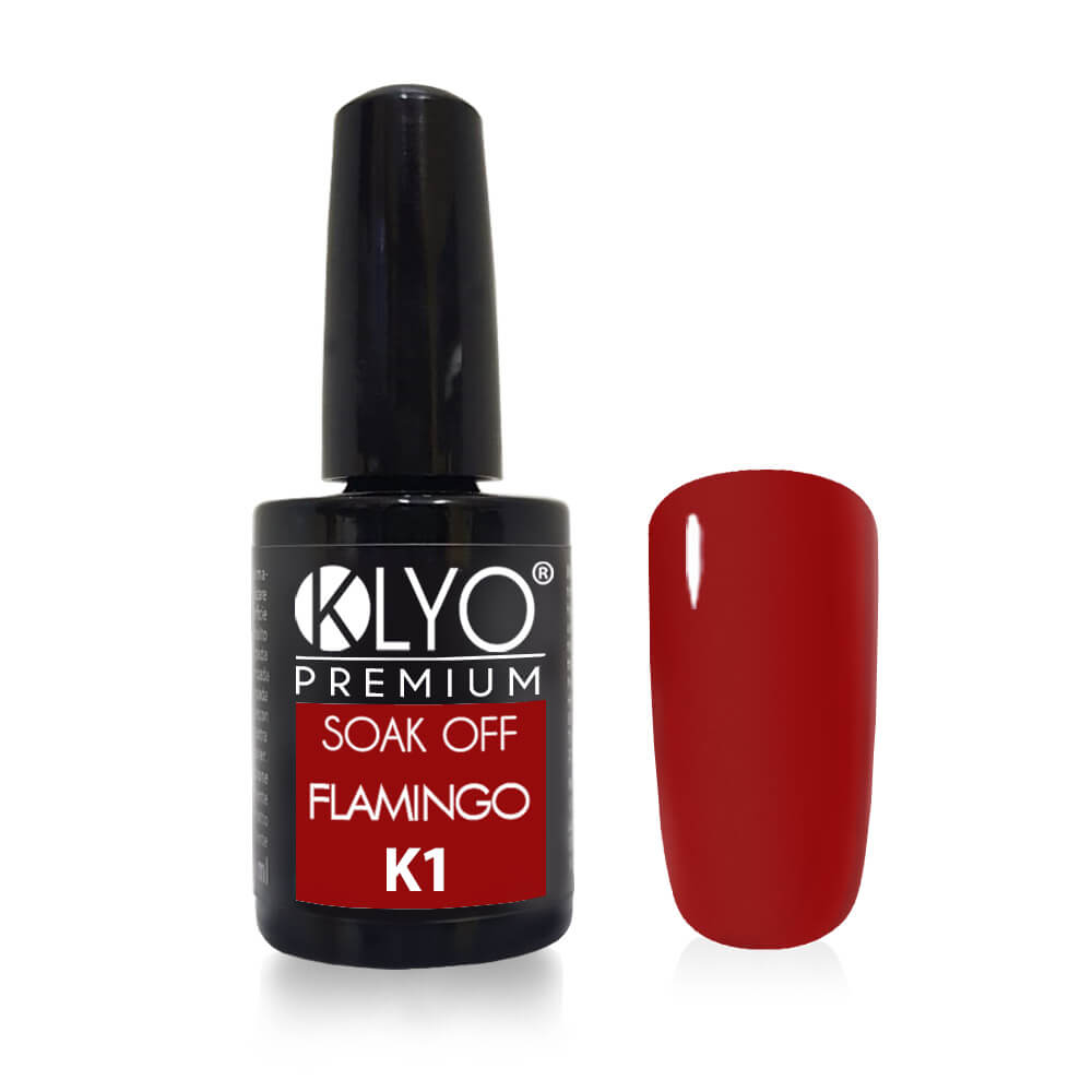 Smalto Semipermanente KLYO Flamingo 14ml