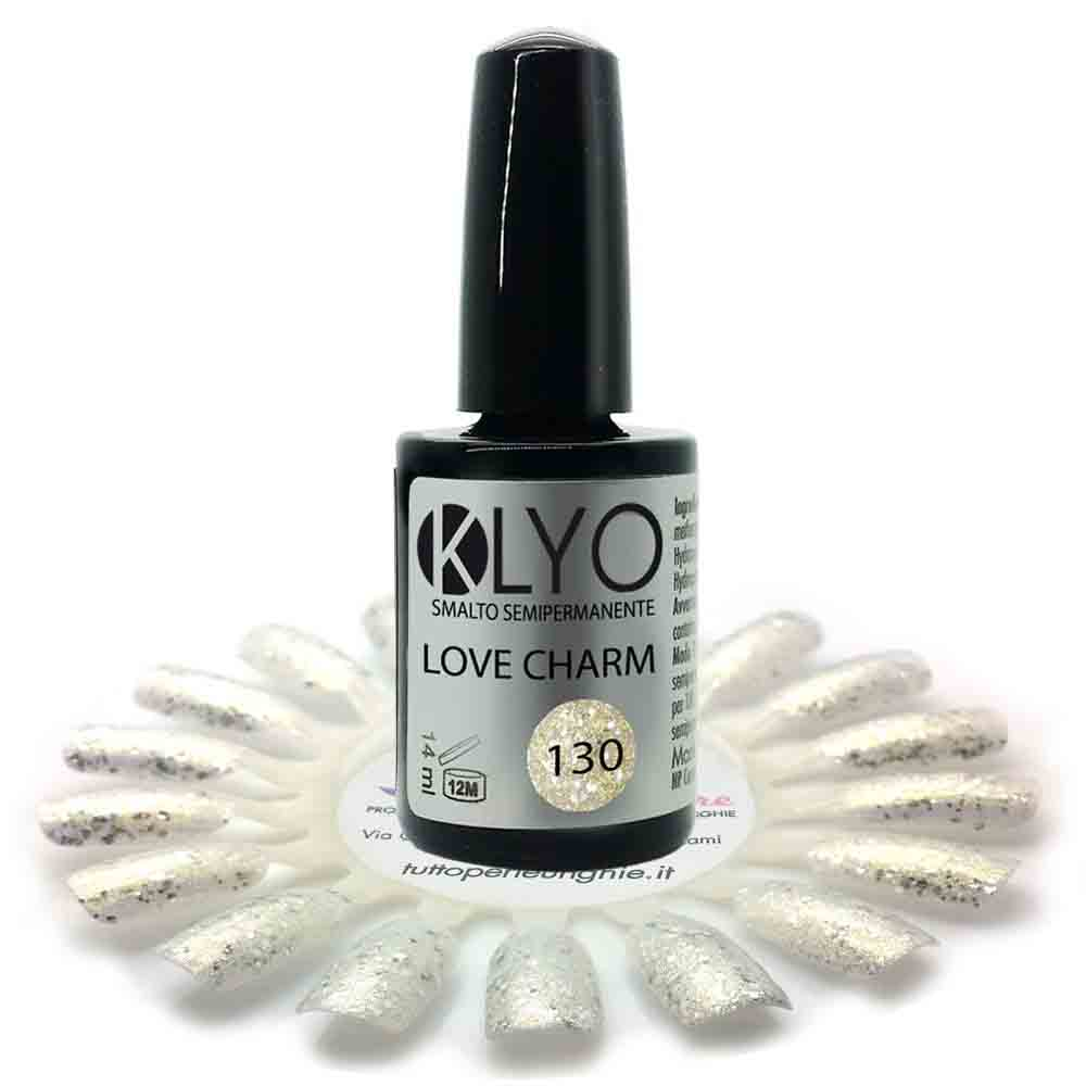 Smalto Semipermanente KLYO Love Charm 14 ml