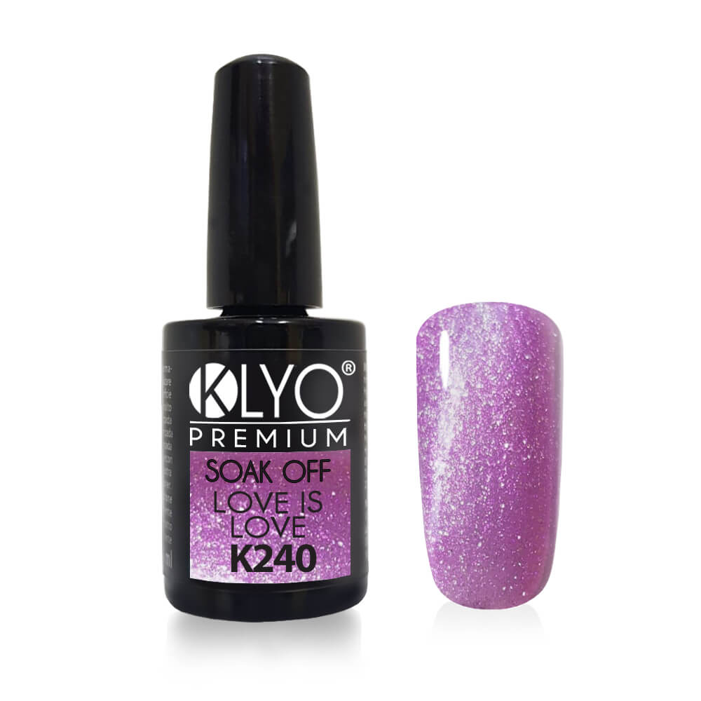 Smalto Semipermanente KLYO Love is Love 14ml