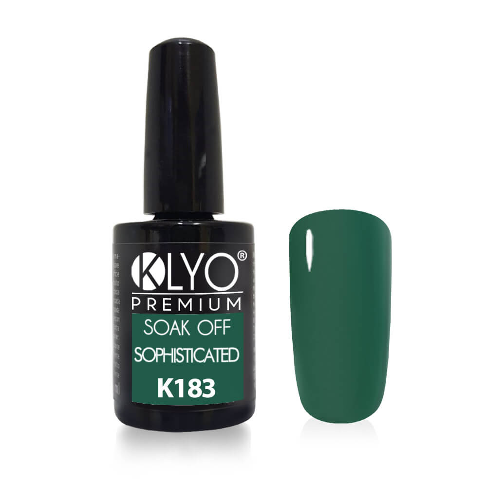 Smalto Semipermanente KLYO Sophisticated 14 ml