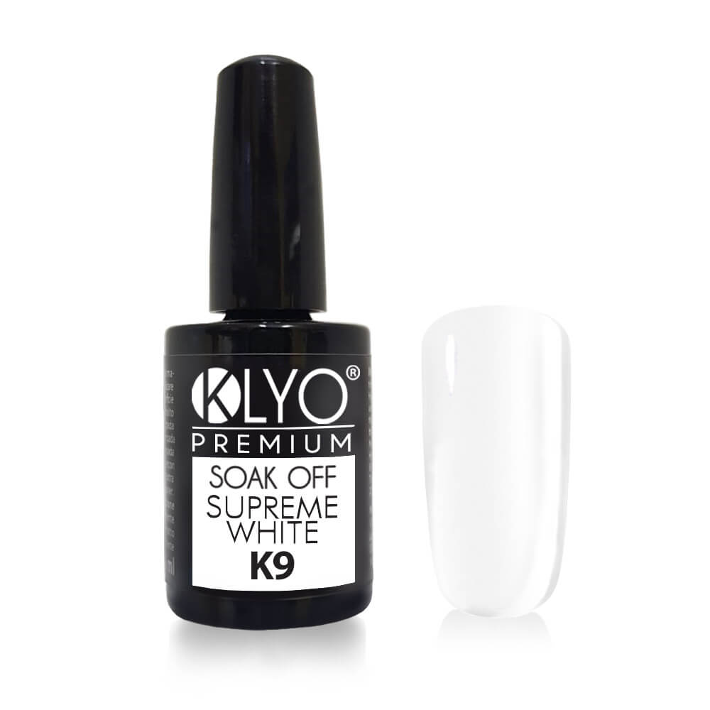 Smalto Semipermanente KLYO Supreme White 14 ml