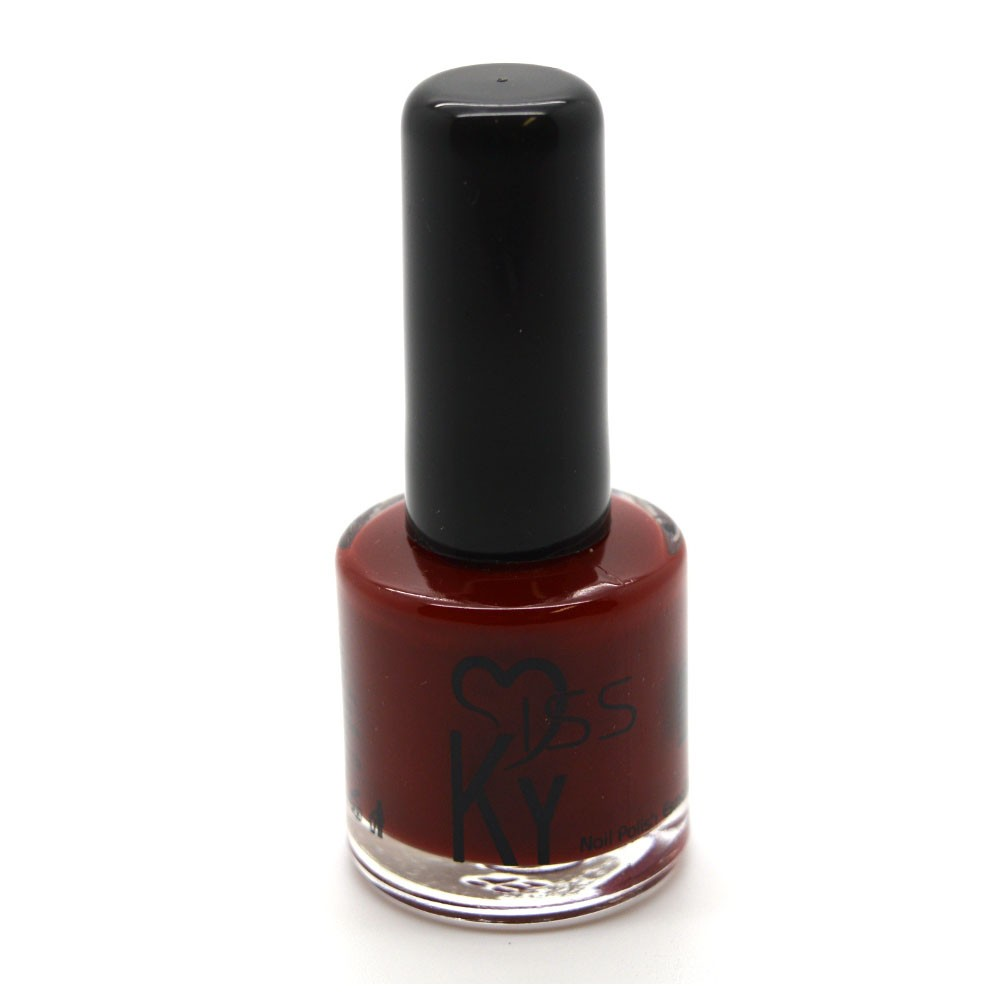 Smalto per Unghie Miss KY Deep Red