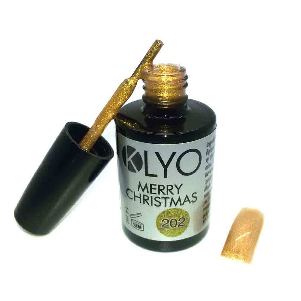 Smalto Semipermanente KLYO Merry Christmas 14 ml