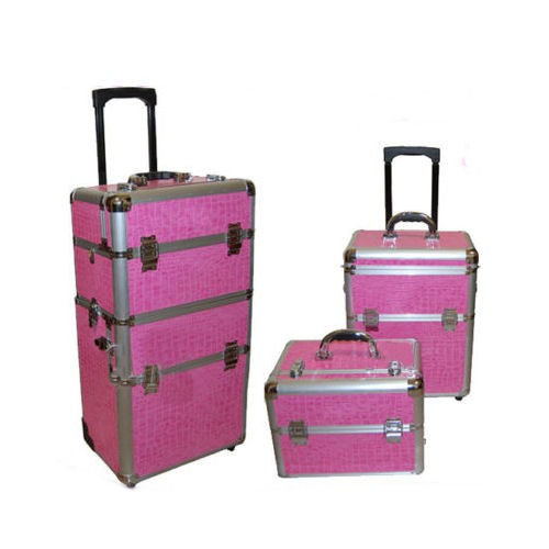 Trolley Professionale colore Rosa